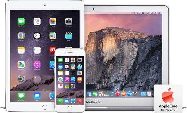 Assistenza Apple e IBM su dispositivi e applicazioni iOS