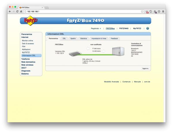 Configurare Fritz Box 7590 per fibra TIM 200Mbps 7_t