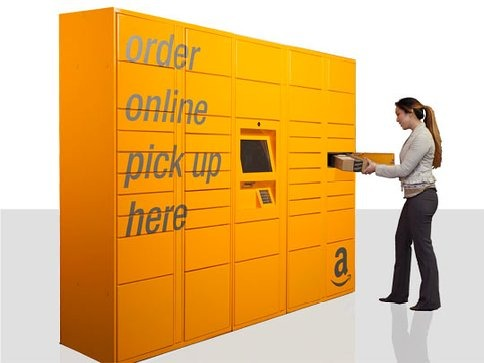 Amazon.it Aiuto: Punti di ritiro
