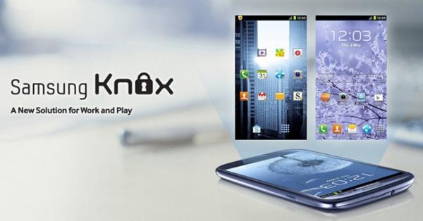 Samsung Knox con BES12 per la sicurezza dei dati aziendali su Android