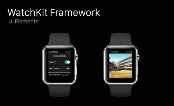 Framework WatchKit Apple Watch