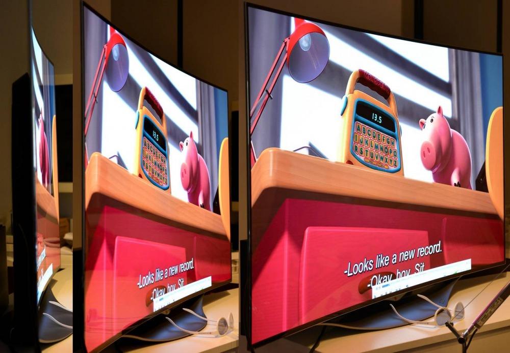 TV OLED Curvo, pregi e difetti di questa tecnologia - Tom