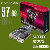 Sapphire R7 260X