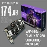 Sapphire Dual-X R9 280