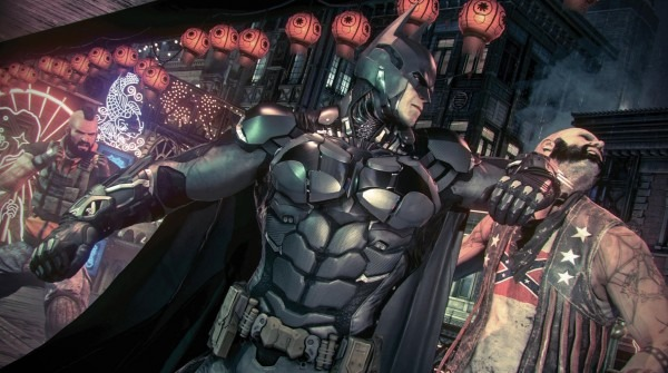 Batman Arkam Knight