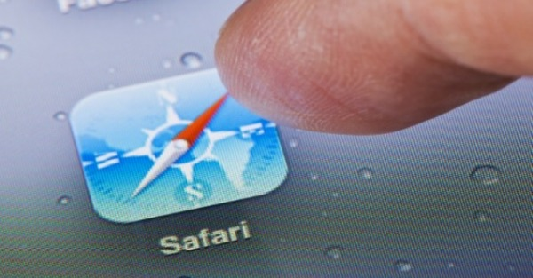 Apple Safari ricerca Google Bing Yahoo