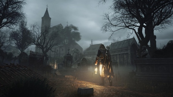 Assassin's Creed Unity DLC Dead Kings