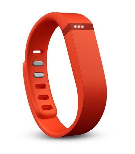 Fitbit Flex arancio