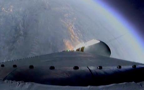 Orion spazio