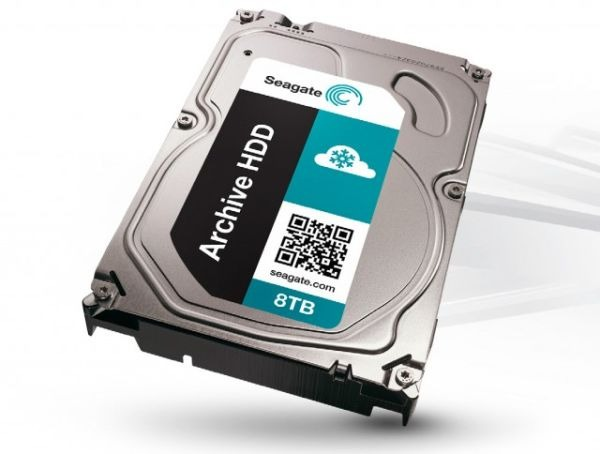 Seagate Archive HDD 8TB ST8000AS0002