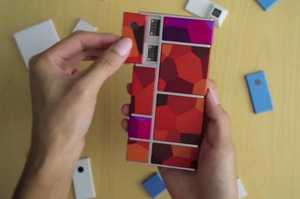 Vsenn smartphone modulare