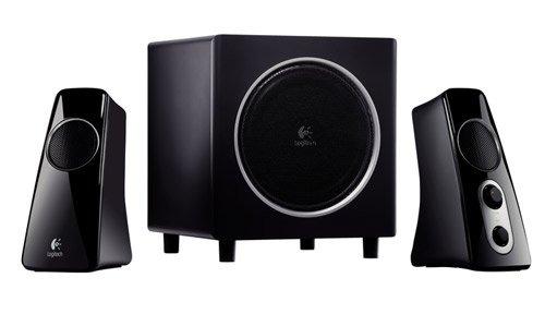 Speaker System Z523 Nero