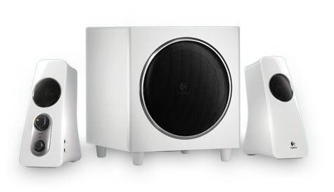 Speaker System Z523 Bianco