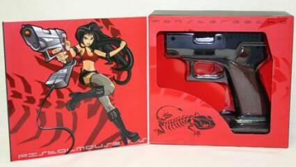 pistola mouse