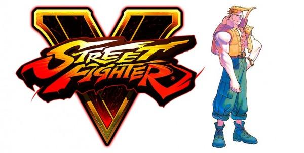 Charlie Nash - Street Fighter V