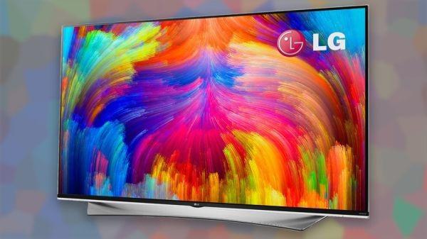 LG TV quantum dot