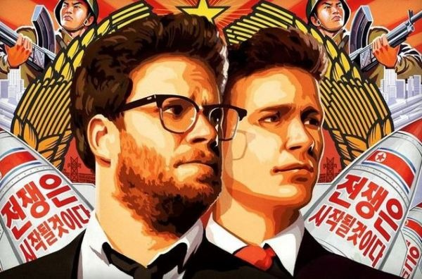 The Interview - Seth Rogen e James Franco