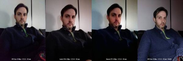HTC Desire Eye - Selfie 03