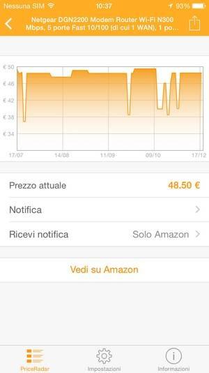 PriceRadar Screenshot 04