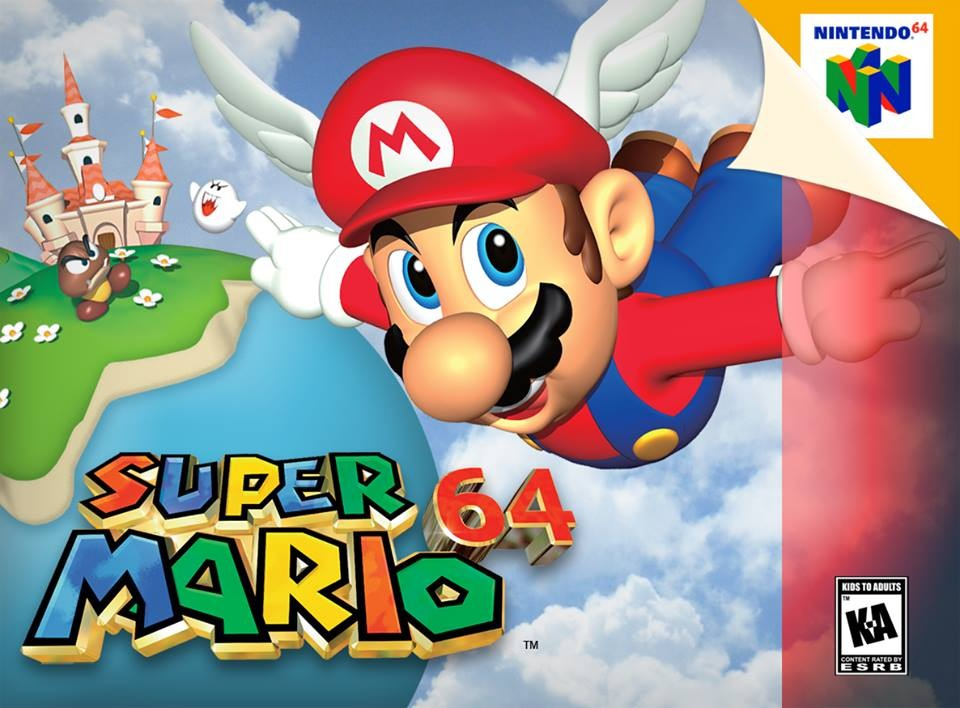 Super Mario 64 HD, il platform più bello di sempre | Game