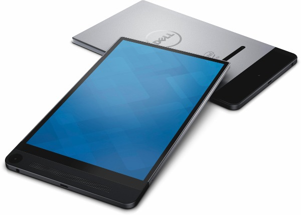 Dell Venue 8 7000, tablet con fotocamera RealSense