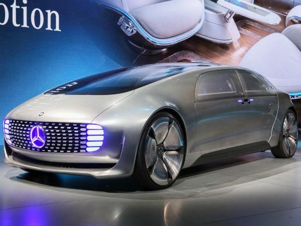 Mercedes Benz Logo >> Mercedes F015 Luxury in Motion è l'auto del futuro, oggi - Tom's Hardware