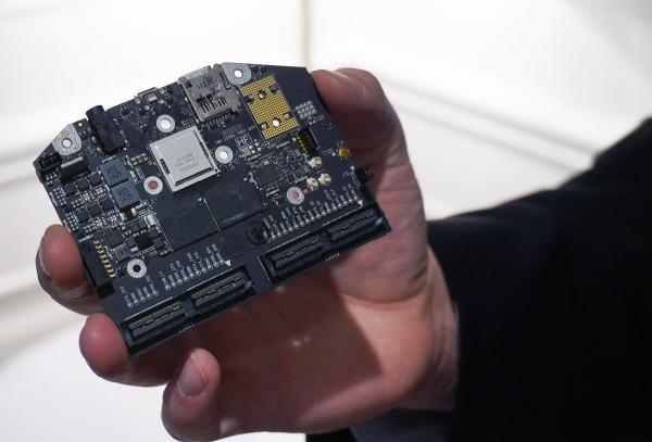 Nvidia Tegra X1 SoC Maxwell