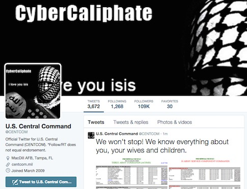 US command isis