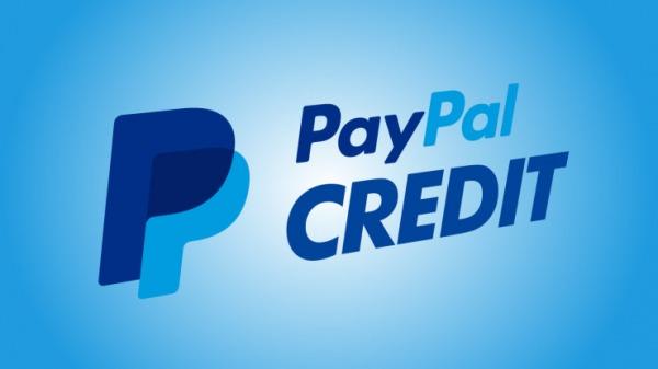 paypal credit rate