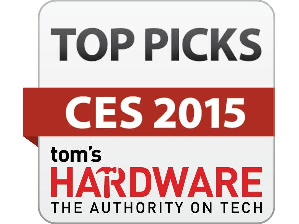CES 2015 Tom's Hardware Top