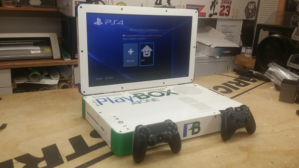 playbox xbox one ps4