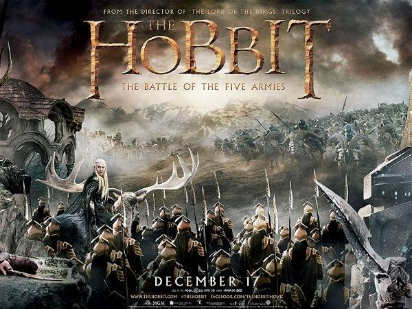 Lo Hobbit, La Battaglia delle Cinque Armate