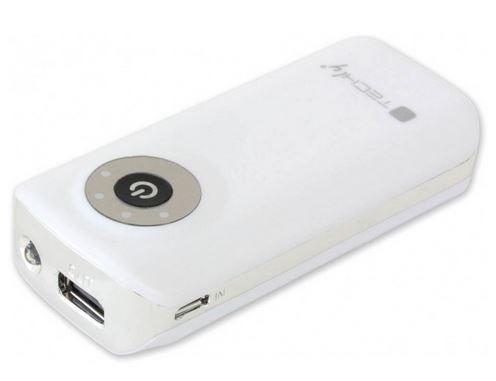 Carica Batterie Power Bank per Smartphone da 5200mAh USB