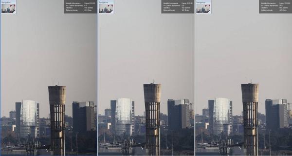 Bordo, focale 400 mm