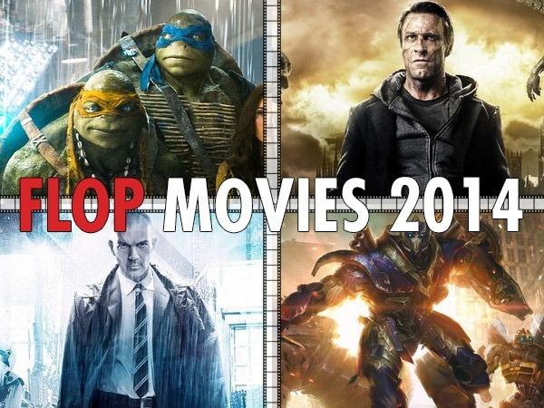 Top 10: i peggiori film del 2014