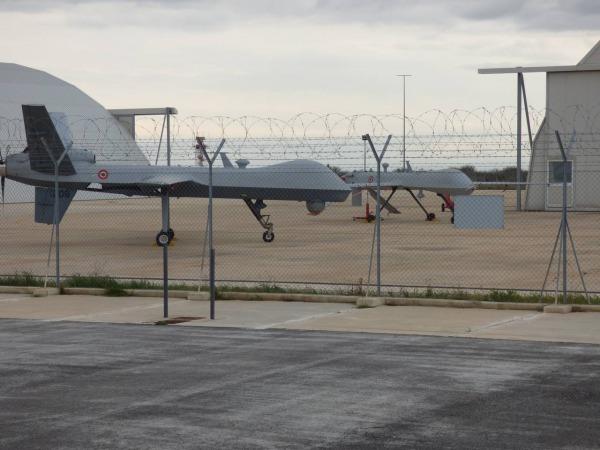 APR (Aeromobili a Pilotaggio Remoto) dell'Aeronautica Militare Italiana