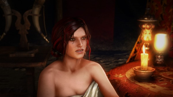 The Witcher 3 Sesso