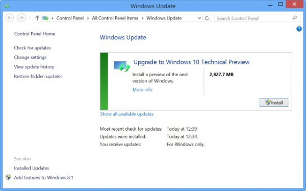 windows 10 windows-update