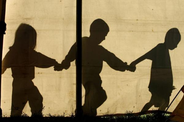 bambini ombre