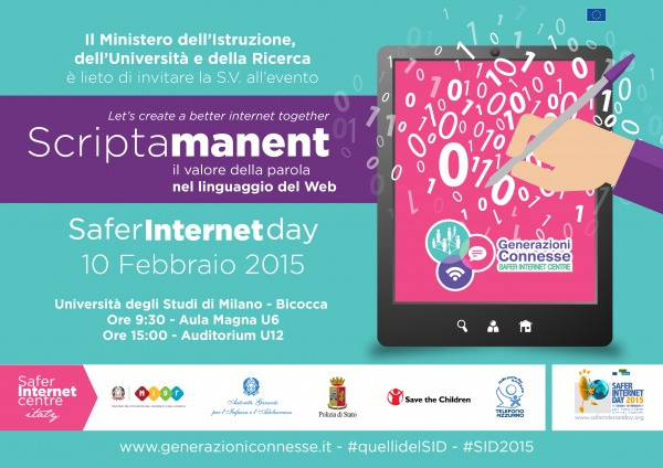 Internet Safer Day 2015