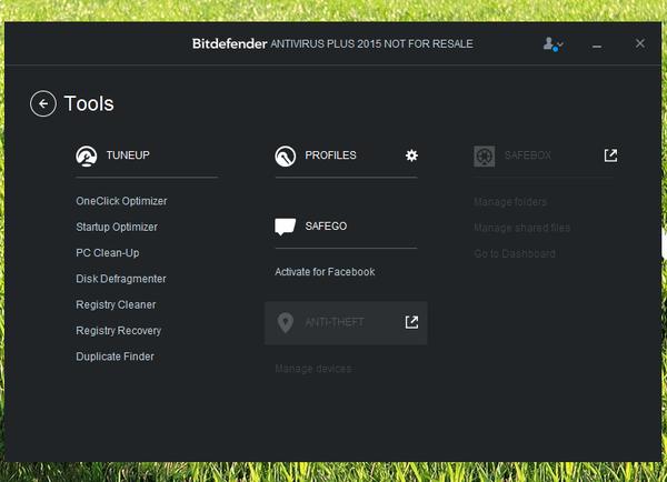 Bitdefender antivirus 2015 02