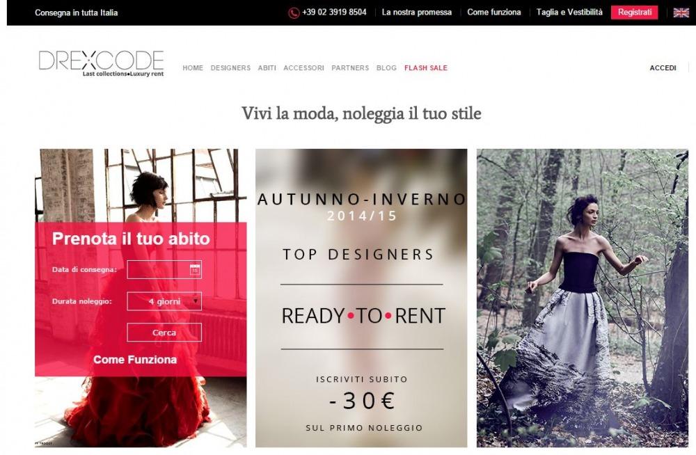 Moschino Noleggia il tuo abito online su Drexcode
