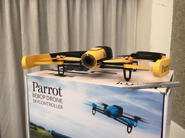 Parrot Bebop skycontroller