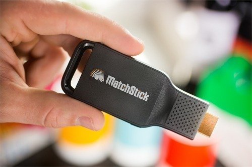Mozilla Matchstick