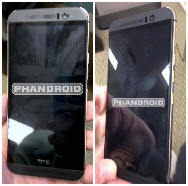 HTC M9 scatti