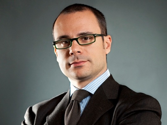 Emiliano Massa, Regional Director Italy & Iberia di Websense