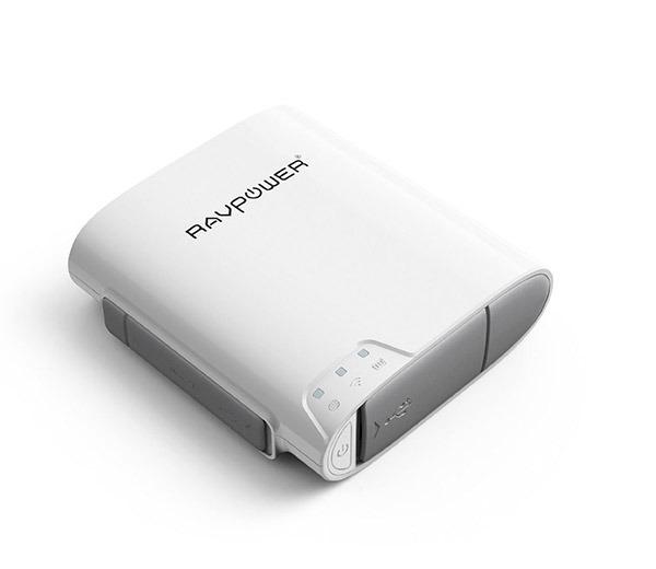RAVPower® FileHub RP-WD02