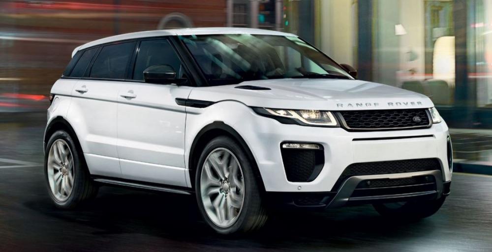 Range Rover Evoque Grinta E Carattere Per Uno Dei Suv Pi 249