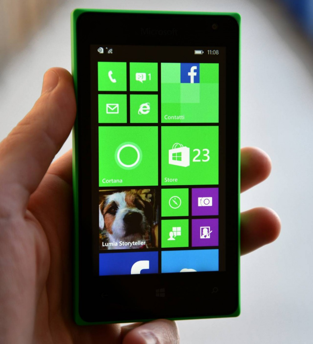 Lumia 435, windows phone a meno di 100 euro, prova d'uso   tom's ...