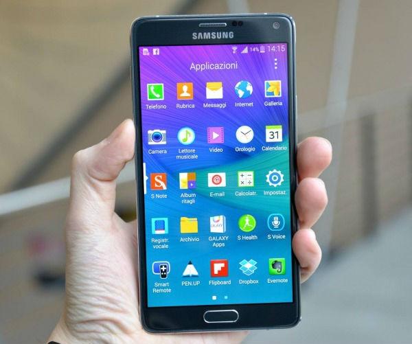Applicazione S Note su Galaxy Note 4, come si usa al meglio